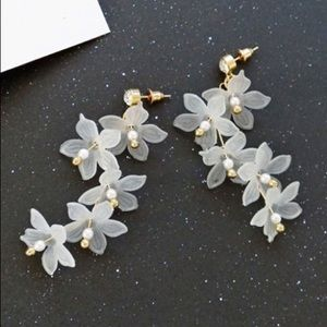 COMING SOON - Flower Dangle Earring